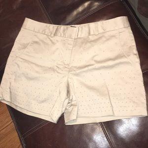 WHBM 5-Inch Embellished Shorts